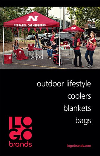 Logo Brands. Outdoor lifestyle, coolers, blankets, bags. logobrands.com