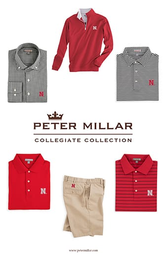 Peter Millar Collegiate Collection. www.petermillar.com